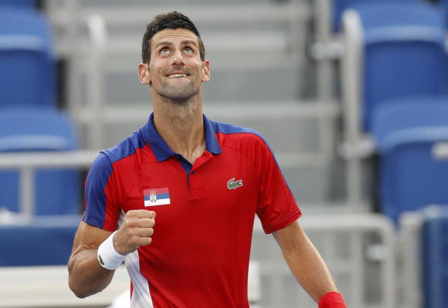 ATP: Đoković započeo 332. nedelju na vrhu liste