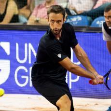 ATP KICBIL: Gulbis zaustavio Milojevića u kvalifikacijama