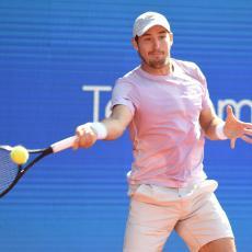 ATP MAJORKA: Lajoviću nikako da krene, izgubio od 256. tenisera na svetu