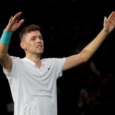 ATP STOKHOLM: Krajinović nije uspeo! Šapovalov slavio u neizvesnom finalu