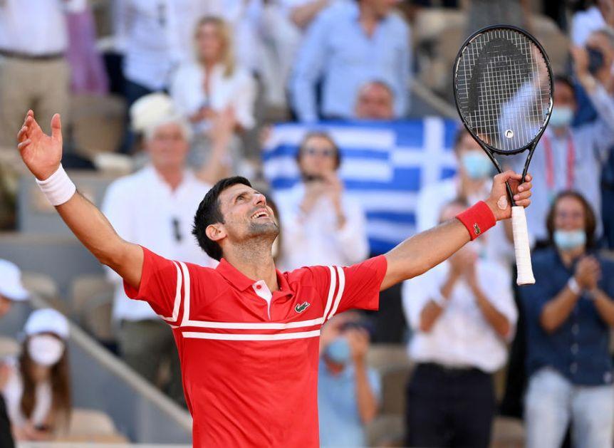 ATP lista: Đoković započeo 326. nedelju na vrhu