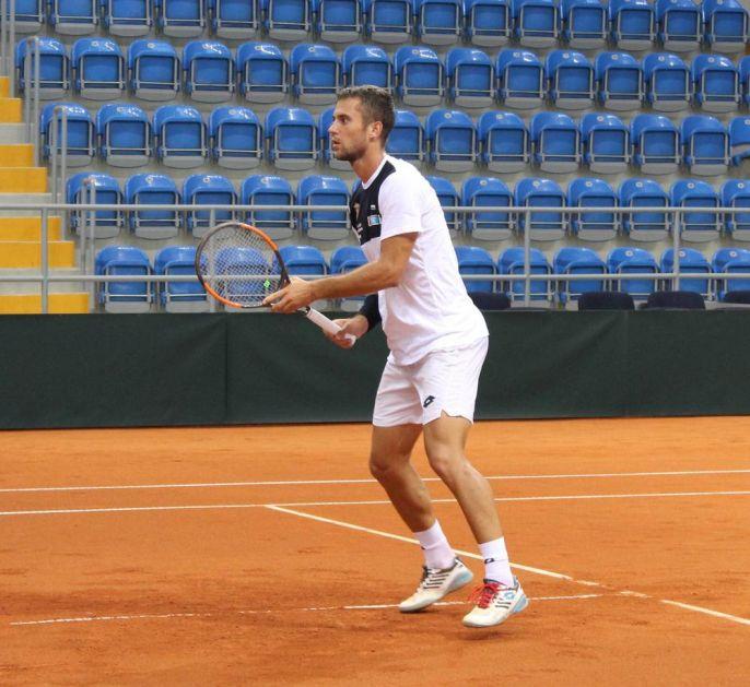 AUSTRALIJANAC PREJAK: Danilo Petrović eliminisan na početku ATP turnira u Beogradu