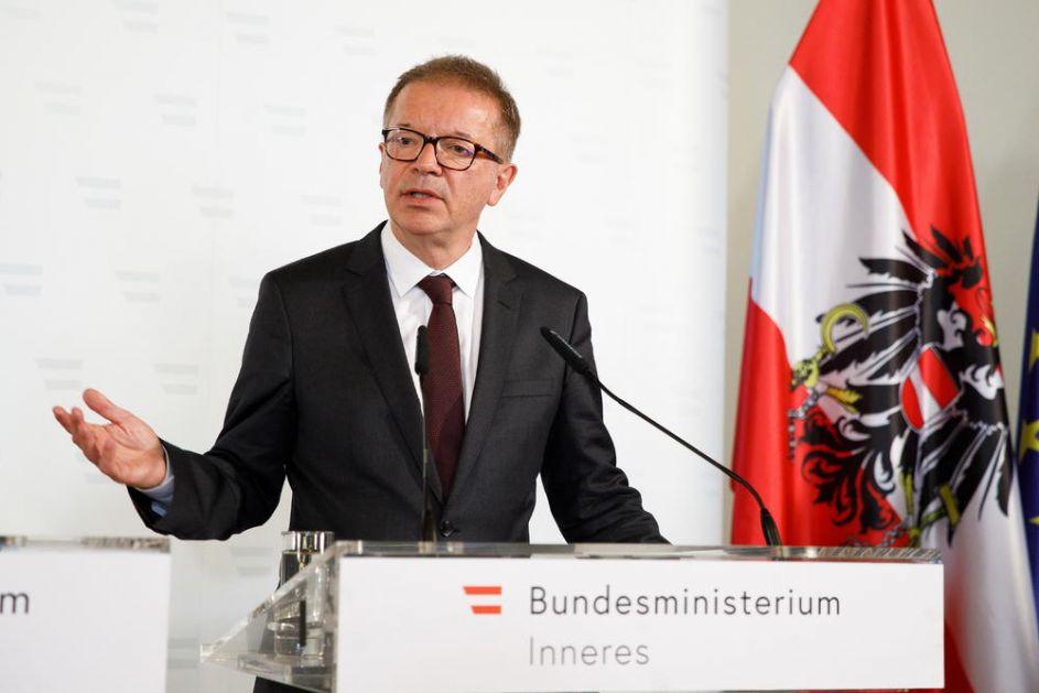 AUSTRIJSKI MINISTAR ZDRAVLJA PODNEO OSTAVKU Anšober: Radio sam 14 meseci bez slobodnog dana, nemam više snage!