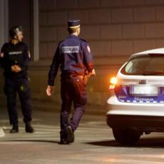 AUTOMOBILOM PRAVO U SMRT: Mladić (23) se zabio u betonski stub, poginuo na licu mesta