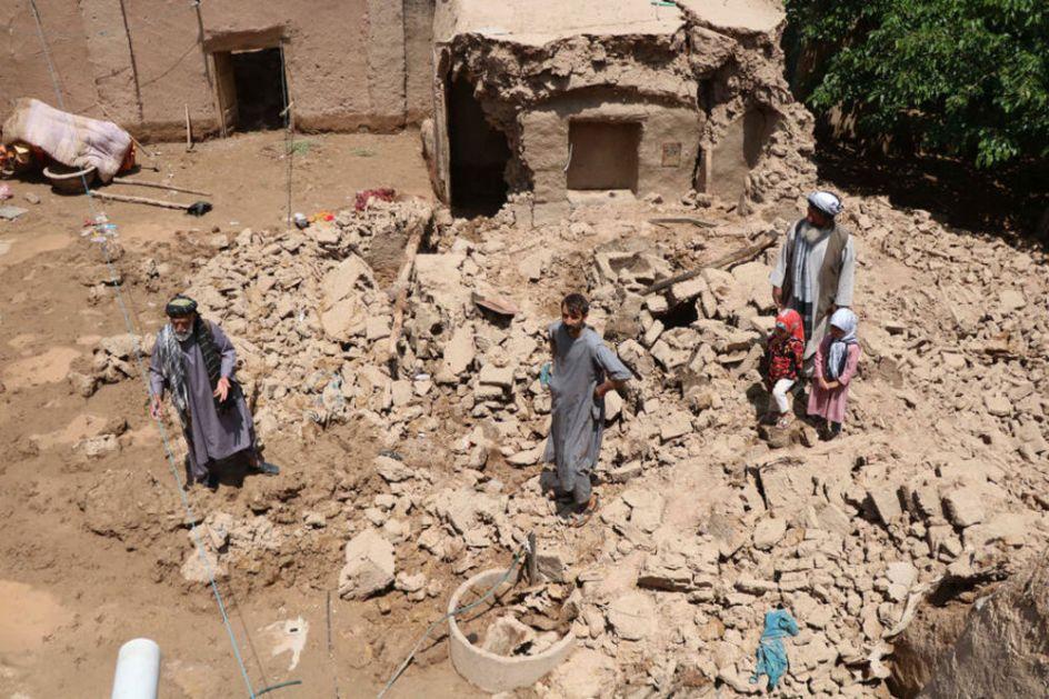 AVGANISTAN NIKAKO DA ODAHNE Posle talibana, usledile poplave: Stradalo najmanje 40 osoba