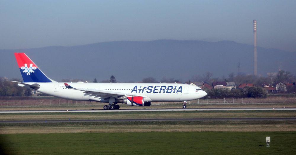 AVION ĆE DVA PUTA DNEVNO IĆI PO DRŽAVLJANE SRBIJE: Vlada će slati letilice samo do destinacija do kojih mogu da dobace