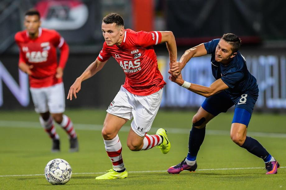AZ Alkmar bez najboljeg igrača u LE, Idrisi ide u Torino