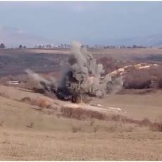 AZERI NALETELI NA MINU: Poginulo pet civila, u Karabahu ponovo napeto (VIDEO)
