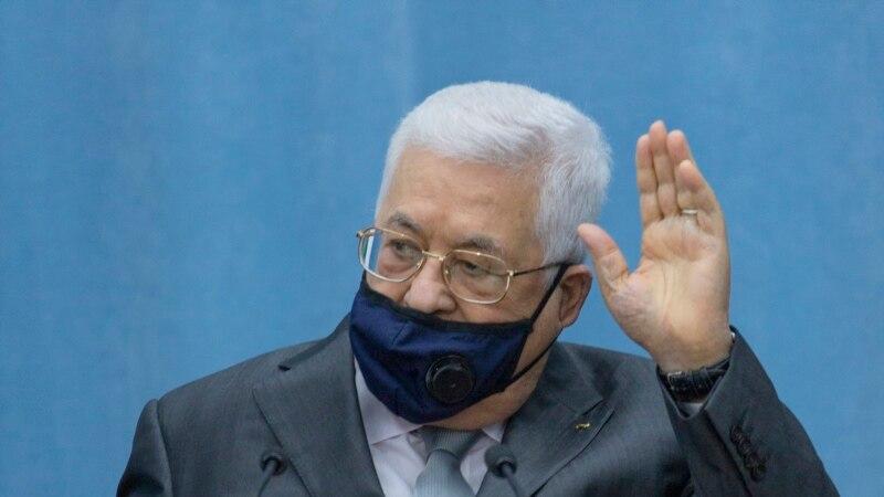 Abas nagovestio odlaganje palestinskih parlamentarnih izbora