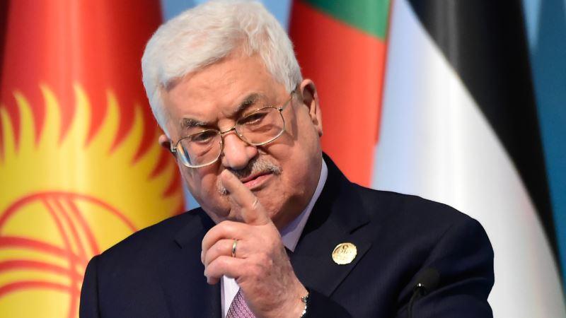 Abas zaprijetio prekidom bezbjednosnih veza sa SAD i Izraelom