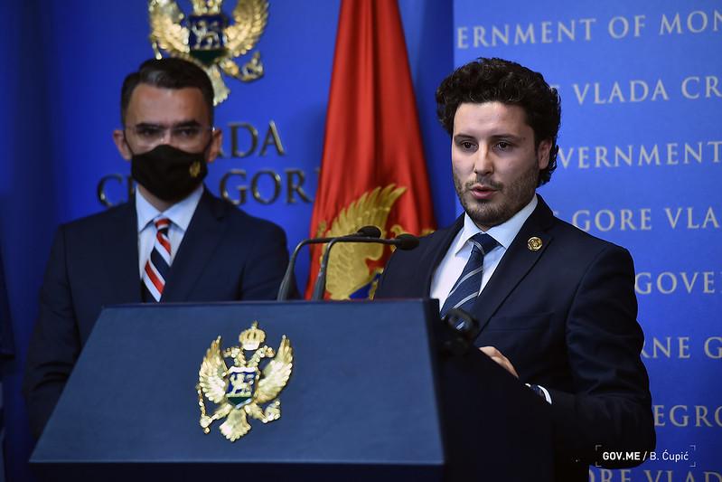 Abazović: Zakon o slobodi vjeroispovijesti znači sigurnost za imovinu SPC u Crnoj Gori