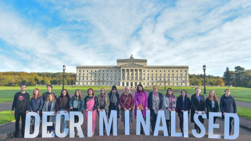 Abortus i istopolni brakovi legalizovani u Sjevernoj Irskoj