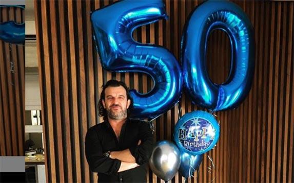 Aca Lukas proslavio 50. rođendan sa porodicom!