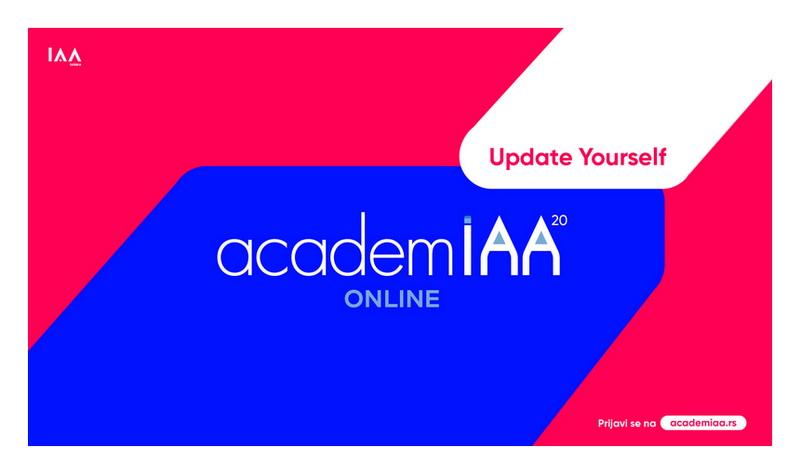 AcademIAA 2020: Rok za prijavu polaznika traje još samo 2 dana