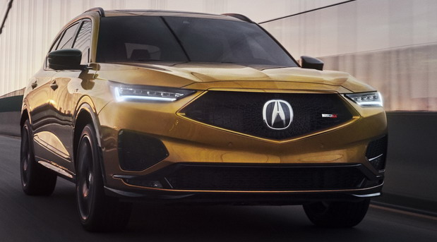 Acura MDX Type S