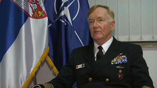 Admiral Fogo: Srbija mora sama da bira svoje partnere