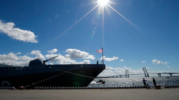 Admiral Makarov se vraća iz Sredozemlja u Sevastopolj