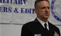 Admiral Robert Burk: NATO i Srbija su partneri, stabilno Kosovo od ključnog značaja