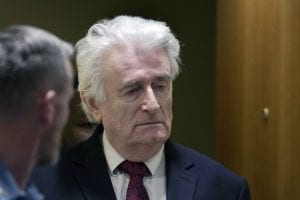 Advokat: Haški sud odbio prigovor na odluku da Karadžić služi kaznu u Velikoj Britaniji