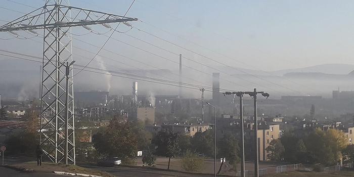 Aerozagađenje u Boru se nastavlja…
