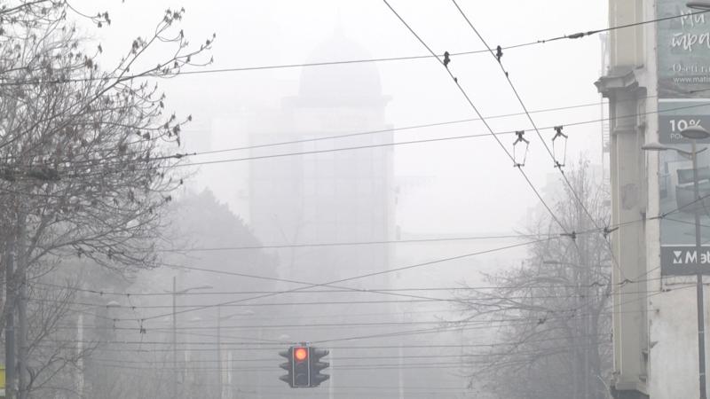 Agencija za zaštitu životne sredine Srbije: Pesak odgovoran za visok nivo zagađenja