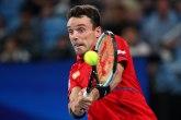 Agut: Lajović igra na visokom nivou, verujem u Rafu protiv Novaka
