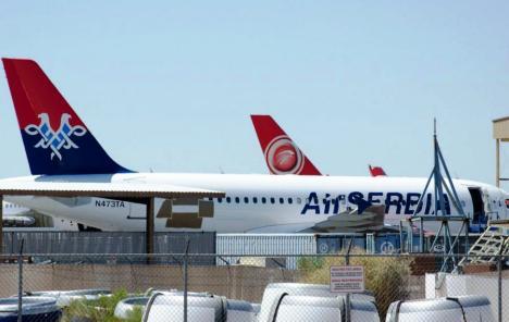 Air Serbia prevezla rekordan broj putnika u oktobru