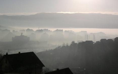 AirVisual: Rekordno onečišćenje zraka u Sarajevu