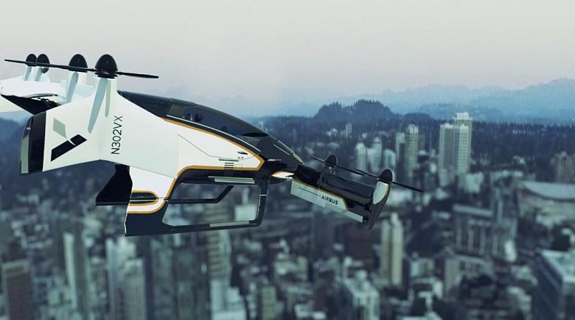Airbus pravi leteći taksi koji neće imati pilota (VIDEO)