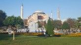 Aja Sofija, Erdoganova demonstracija moći: Uperena protiv celog sveta