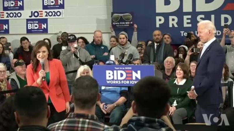 Ajova: Atmosfera uoči nove debate demokrata