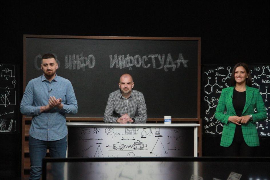 Akademac: Sav info Infostuda