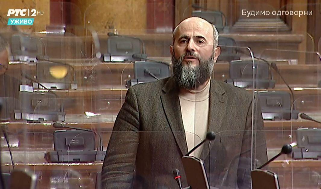 Akademik Zukorlić: Nećemo dopusti da se oni koji imaju veze sa kriminalom identificiraju sa Novim Pazarom
