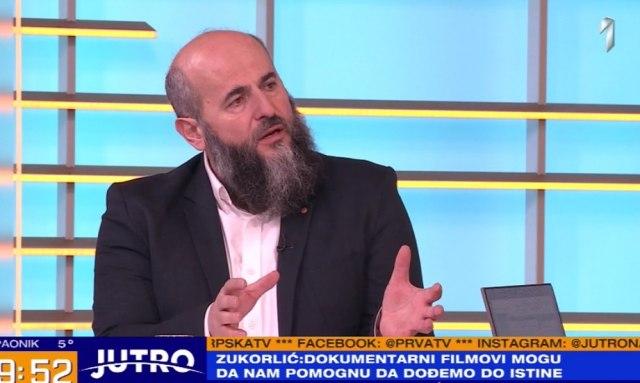 Akademik Zukorlić – Nisam za uvođenje policijskog časa; Ljudi u Pazaru su umirali jer nisu dobijali prave informacije
