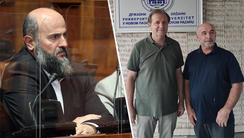 Akademik Zukorlić: Profesore DUNP-a vratiti na posao, ne smiju biti istjerani zato što imaju drugačije mišljenje
