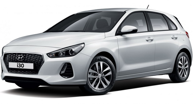 Akcija Hyundai i30 + 4 zimska pneumatika
