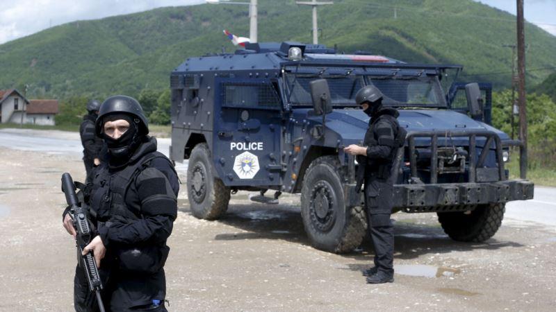 Kosovska policija uhapsila jednog, traga za drugim Srbinom na severu