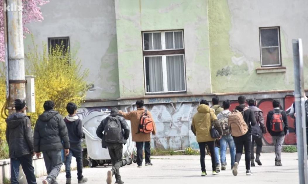 Akcija sarajevske policije: Desetine migranata sklonjeno s ulica glavnog grada BiH