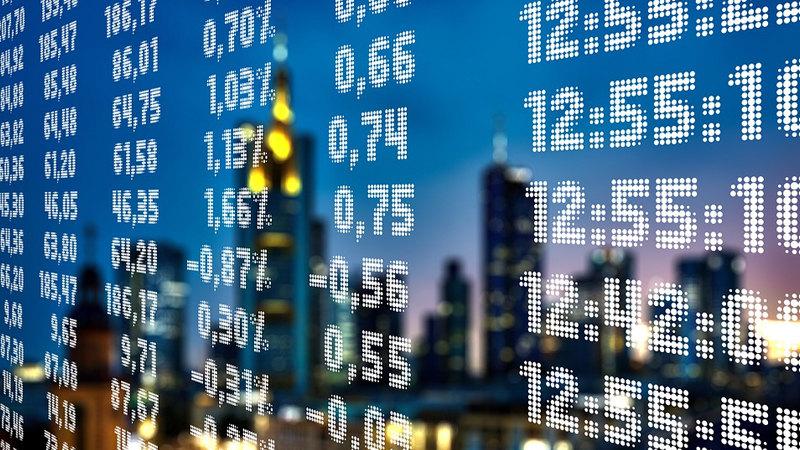 Akcije nastavile pad, dolar blizu dvomesečnog maksimuma