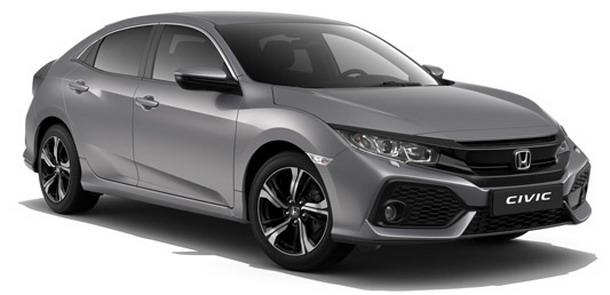 Akcijska ponuda Honda vozila
