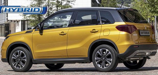 Akcijska ponuda za Suzuki Vitaru Hybrid i S-Cross Hybrid