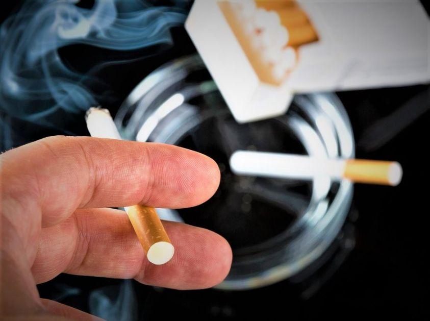 Akcize na cigarete do 2025. godine sustižu evropske