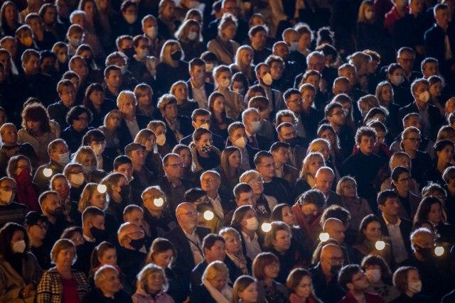 Ako bude festivala, dela Isidore Žebeljan u programu Bemusa