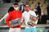 Ako sve bude regularno, Đoković i Nadal će osvojiti samo jedan Grend slem