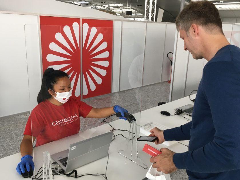 Ako želite Korona PCR test i rezultate nakon 5 sati – letite Lufthanzom