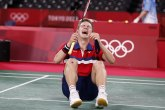 Akselsenu zlato u finalu badmintona