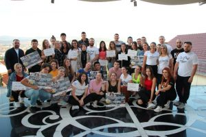 AktivNi2 – projekat koji promoviše aktivizam i mobilnost mladih