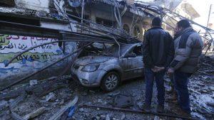 Aktivisti: Najmanje 15 mrtvih u vazdušnom napadu sirijske vlade na Idlib