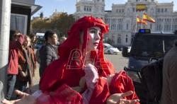 Aktivisti u Madridu protestuju protiv tekstilne industrije