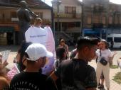 Aktivistički karavan: Borba za LJUDSKA PRAVA i u Gornjoj čaršiji FOTO